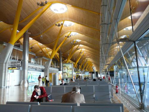Survival Guide Killing Time In Madrid Barajas Airport About Spain Travel