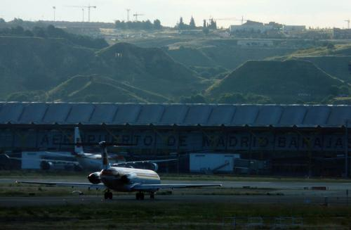flight arrivals madrid: