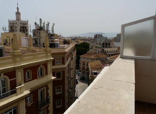 review of Hotel Don Curro in Malaga, Spain