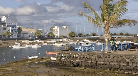 Lanzarote in winter