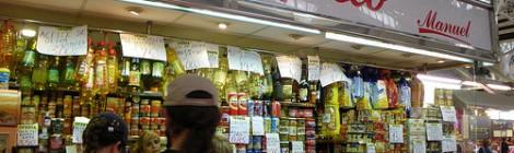 Visiting the Valencia Central Market (Mercado Central)