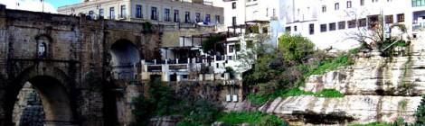 Reviews of Don Miguel Restuarant in Ronda Spain - Dinner with a view