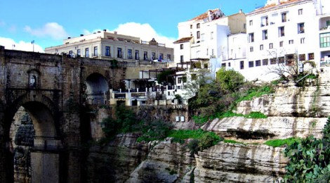 how to get to ronda spain