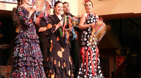 Video: Seville Flamenco Dancing