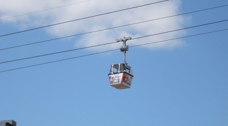 Take a Ride on Madrid's Teleferico