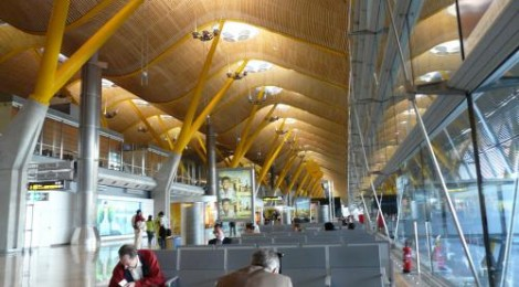 Survival Guide: Killing Time in Madrid-Barajas Airport