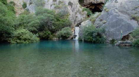 Cueva del Gato from the Outside