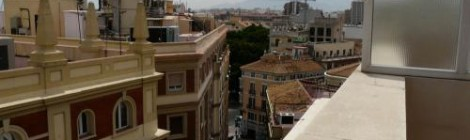 Review of Don Curro Hotel in Malaga