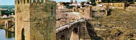 Bridges Over Toledo, Spain - Roman and 14th Century Delight