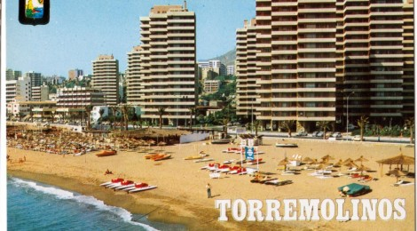 Torremolinos Spain beach