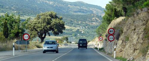 Spain photography tips: driving the back roads