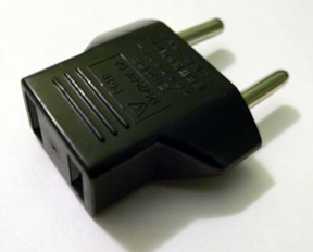 north america to europe adapter plug for spain