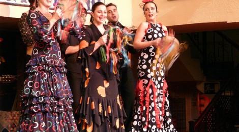 Video: Seville Flamenco Dancing