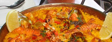 Favorite Spain Food:  Paella Makes Me Drool