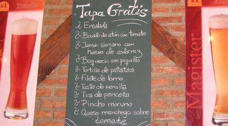 Vegetarian Tapas to Enjoy on a Trip to Madrid