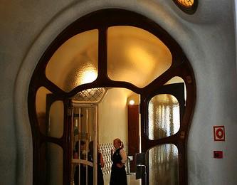 Inside Casa Batilló in Barcelona