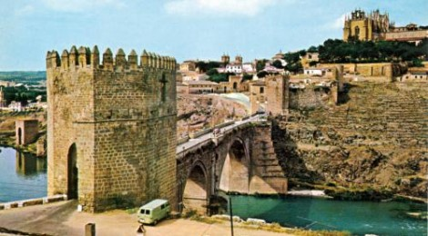 Bridges Over Toledo, Spain - Roman and 14th Century Delight